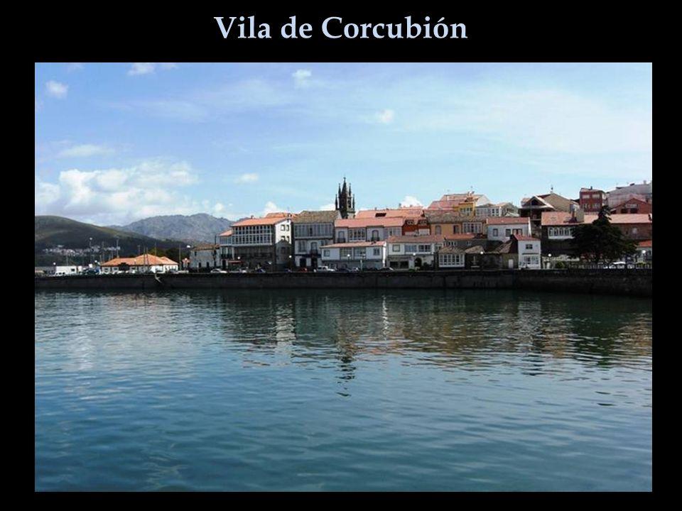Vila de Corcubión
