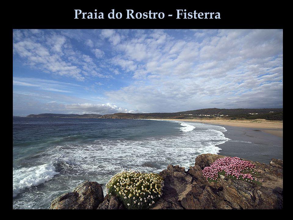 Praia do Rostro - Fisterra