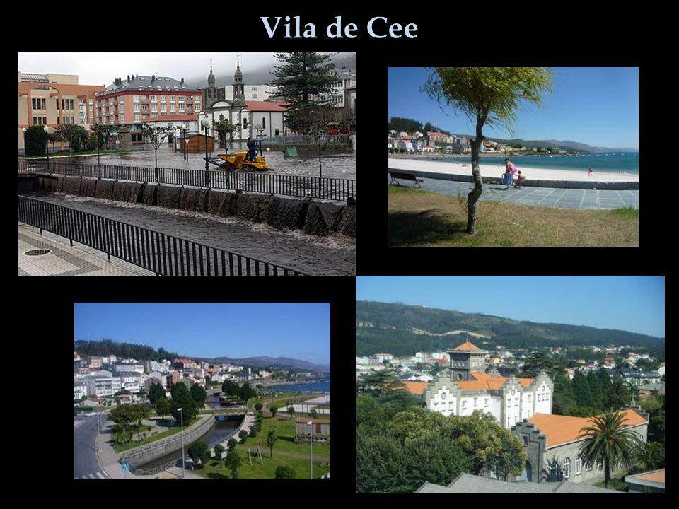 Vila de Cee