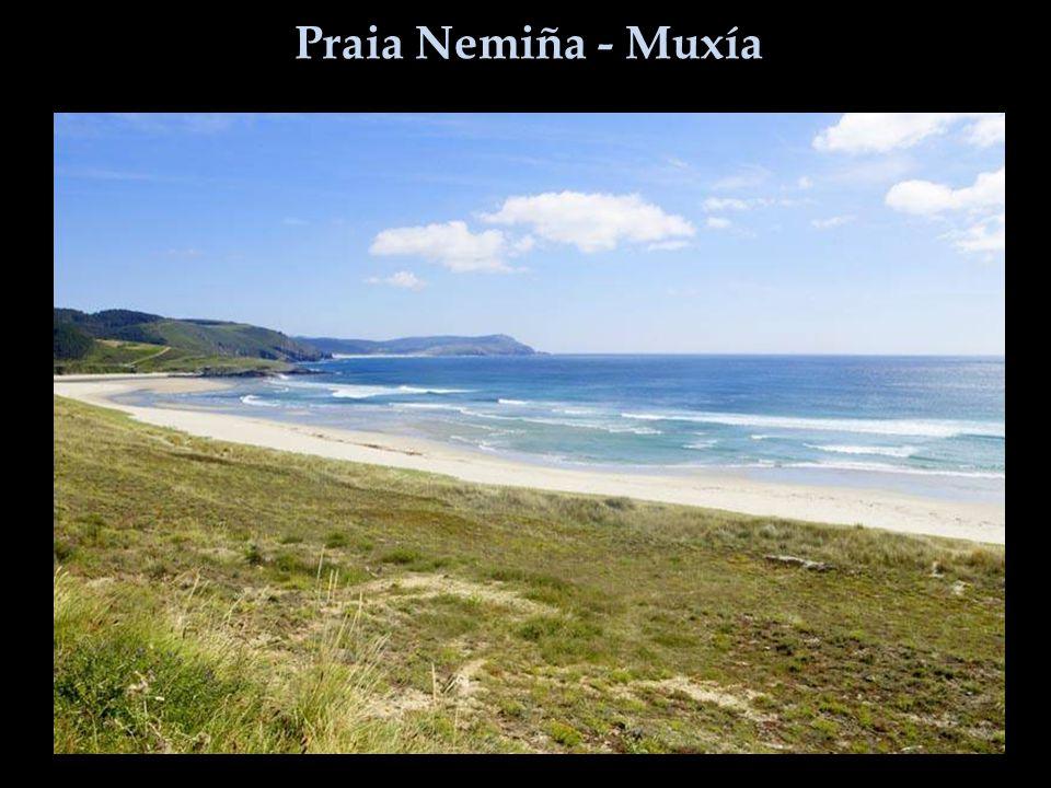 Praia Nemiña - Muxía