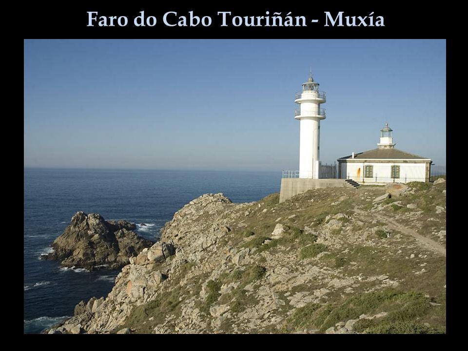 Faro do Cabo Touriñán - Muxía