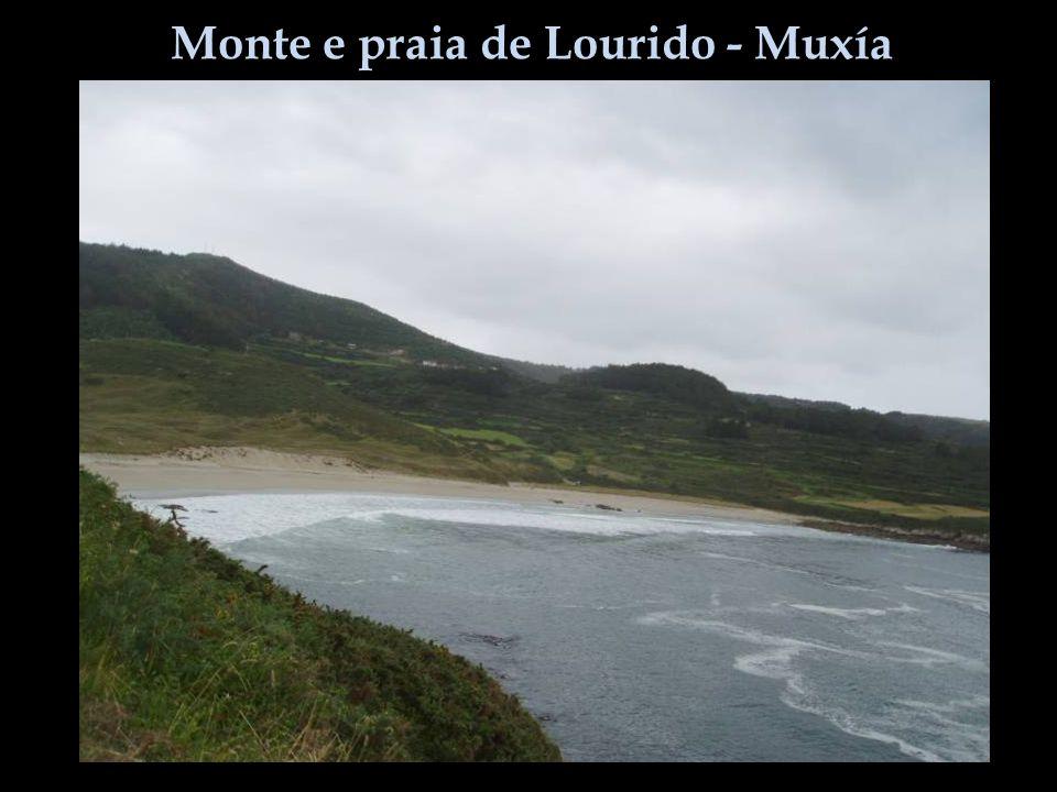 Monte e praia de Lourido - Muxía