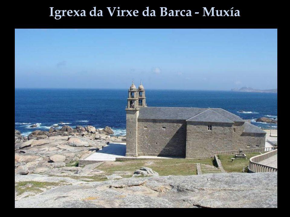 Igrexa da Virxe da Barca - Muxía