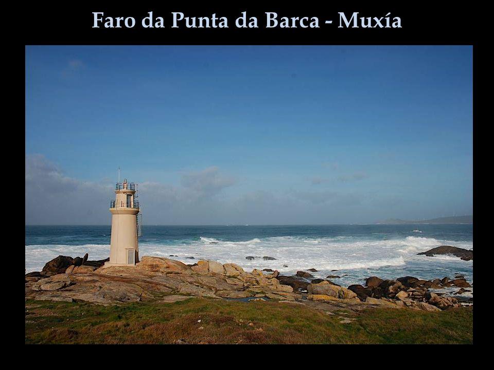 Faro da Punta da Barca - Muxía