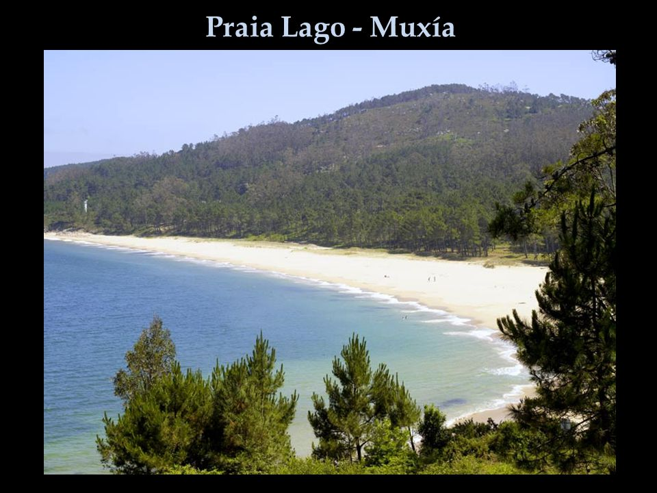 Praia Lago - Muxía