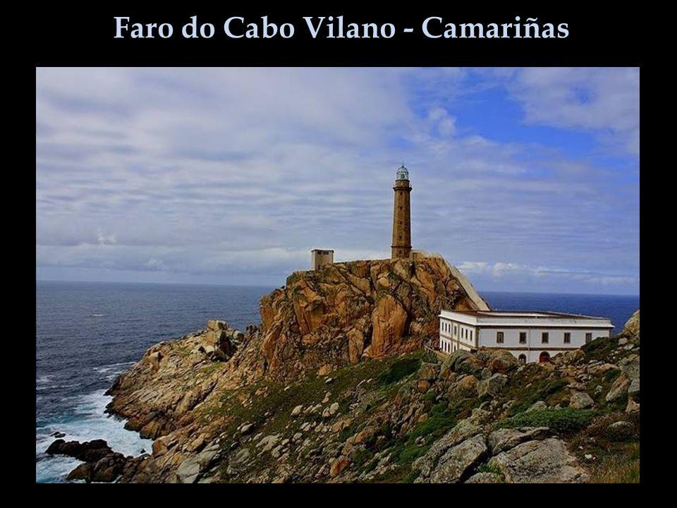 Faro do Cabo Vilano - Camariñas