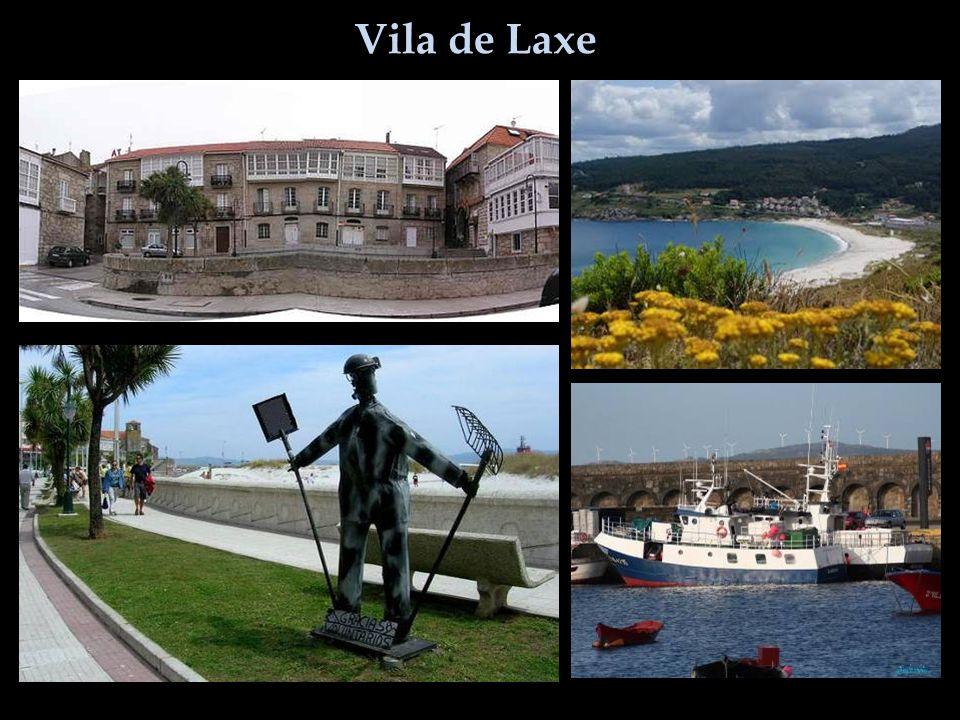 Vila de Laxe