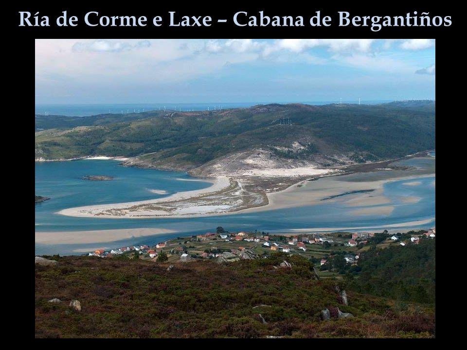 Ría de Corme e Laxe – Cabana de Bergantiños