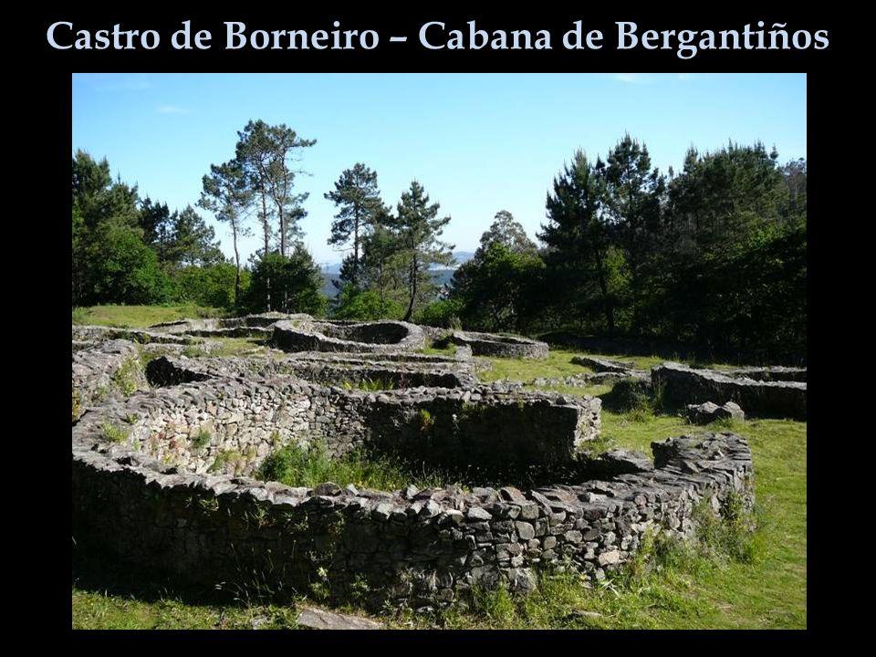 Castro de Borneiro – Cabana de Bergantiños