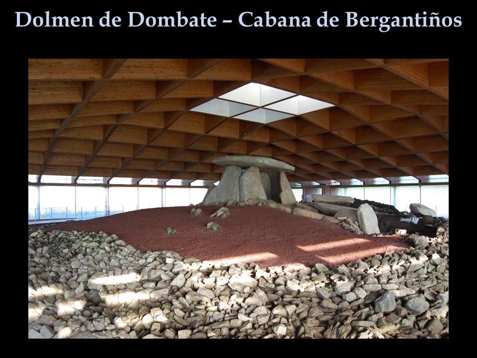 Dolmen de Dombate – Cabana de Bergantiños