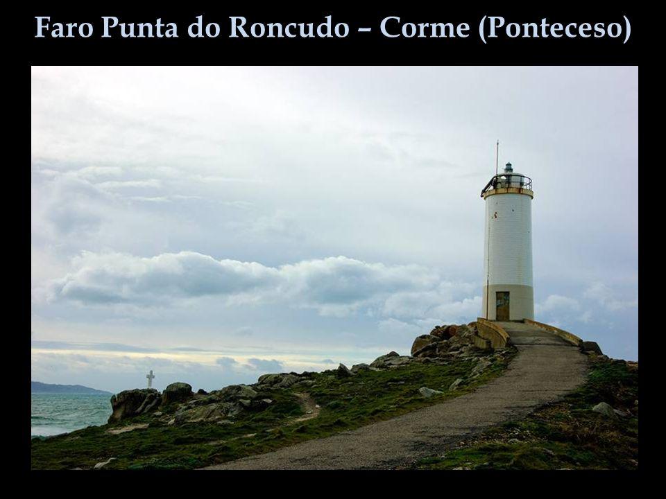 Faro Punta do Roncudo – Corme (Ponteceso)
