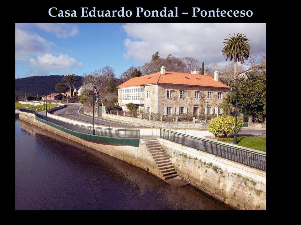 Casa Eduardo Pondal – Ponteceso