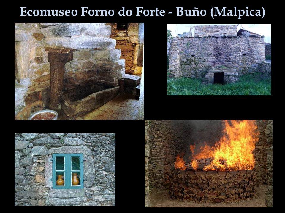 Ecomuseo Forno do Forte - Buño (Malpica)
