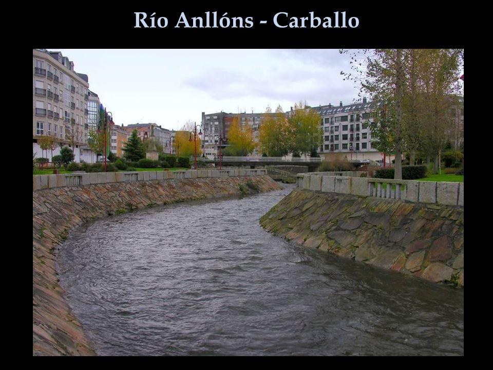 Río Anllóns - Carballo