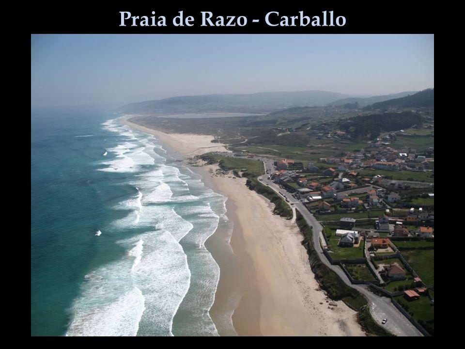 Praia de Razo - Carballo