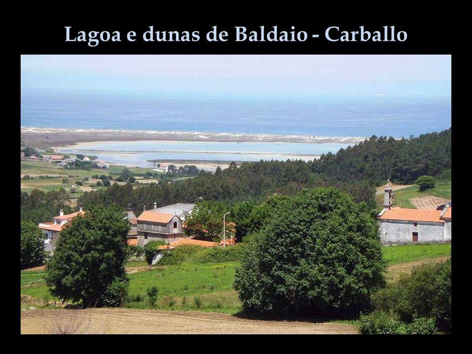 Lagoa e dunas de Baldaio - Carballo