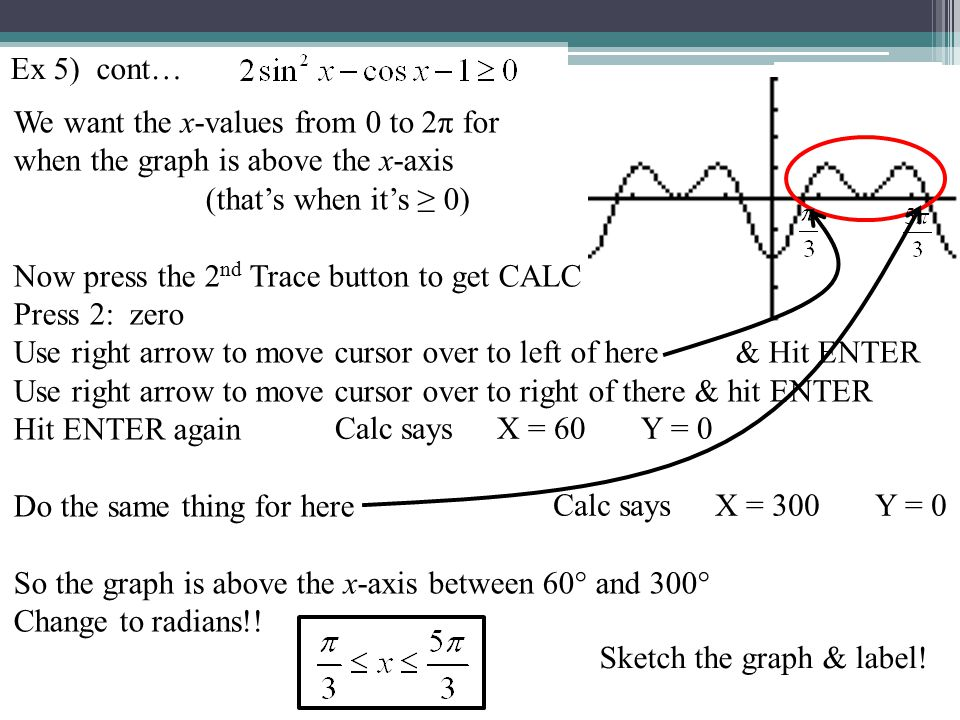 Homework #605 Pg 321 #1–13 odd, 17, 19, 23, 25, 27, 30, 39 Sketch the graph you get from your calc for #17, 19, 39 Even Answers: #30: