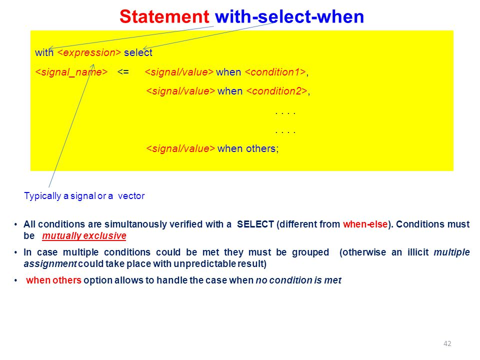 Statement with-select-when with select when,..