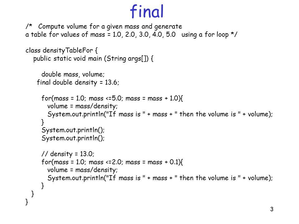 4 StringTokenizer import java.util.StringTokenizer; class tokenizerdemo{ public static void main(String arg[]){ ConsoleReader console = new ConsoleReader(System.in); System.out.println( Pls give string input ); String z = console.readLine(); StringTokenizer st1 = new StringTokenizer(z); while (st1.hasMoreTokens()){ String token = st1.nextToken(); System.out.println(token); } StringTokenizer st2 = new StringTokenizer(z); int tokencount = st2.countTokens(); for (int i=0; i<tokencount; i++){ String token = st2.nextToken(); System.out.println(token); }