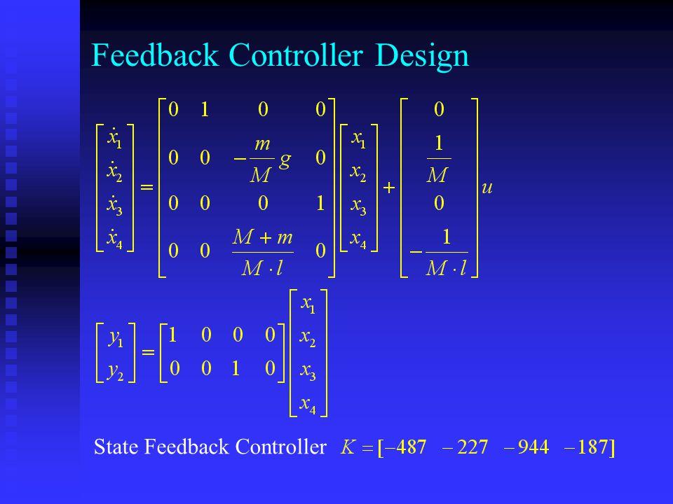 Homework8: Pendulum System