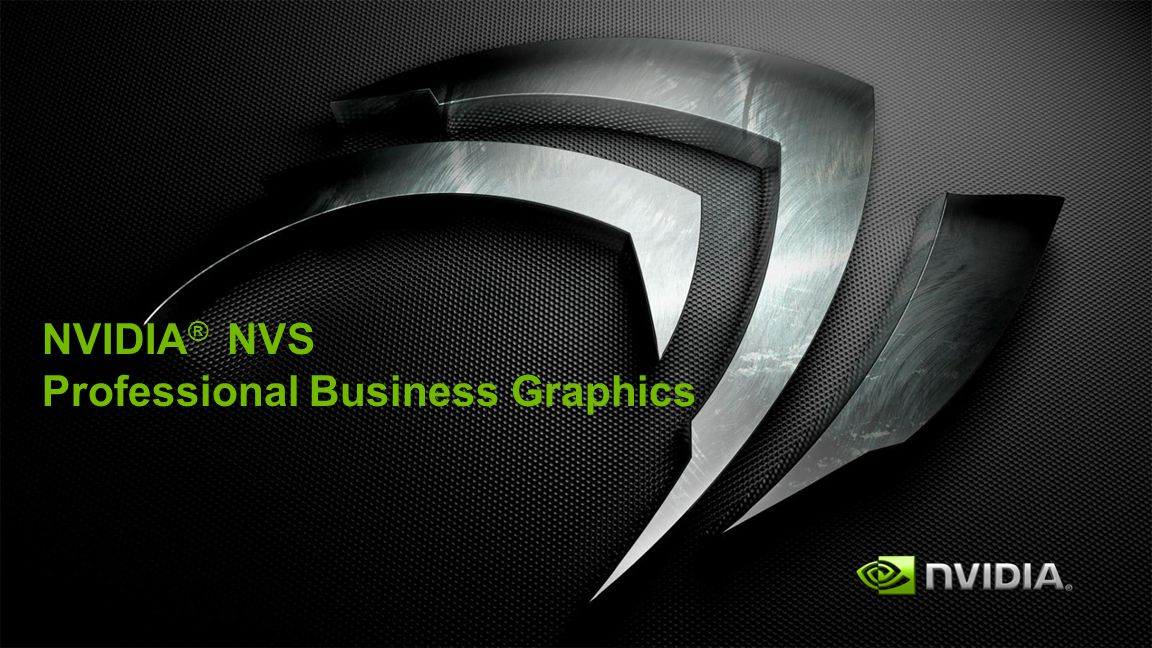 NVIDIA Confidential NVIDIA GPU Families Core Technical 3D WS Applications – MCAD, DCC, Sciences Business Graphics Corporate Commercial Call Centers Quadro HD SDI Quadro G-Sync Quadro Plex VCS Middleware NVIDIA Quadro NVS NVIDIA Quadro FX Industry Solutions Consumers: Entertainment & Lifestyle Computing Professionals: Design & Creative Professionals Professionals: High Performance Computing