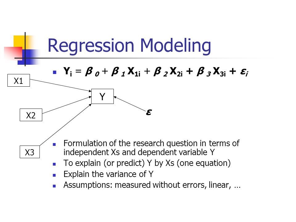 About the assignment # 1 The study of structural equation models can be divided into two parts: the easy part and the hard part – talking about it and doing it .