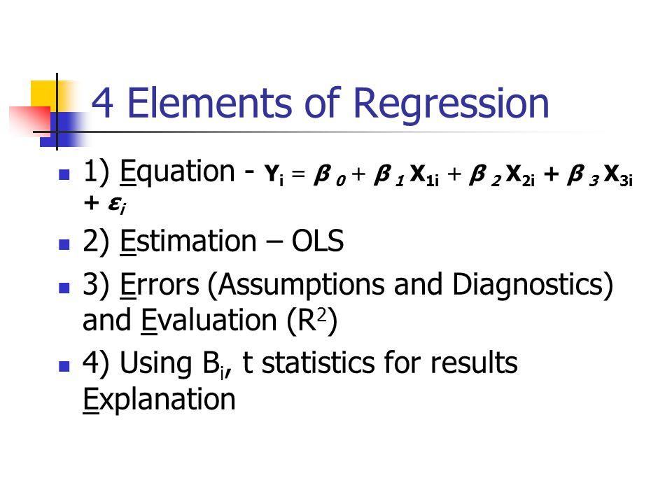 Part 1: Equations and More -- The Representation of Path Models 3 ways: diagram, equation, table (matrix)