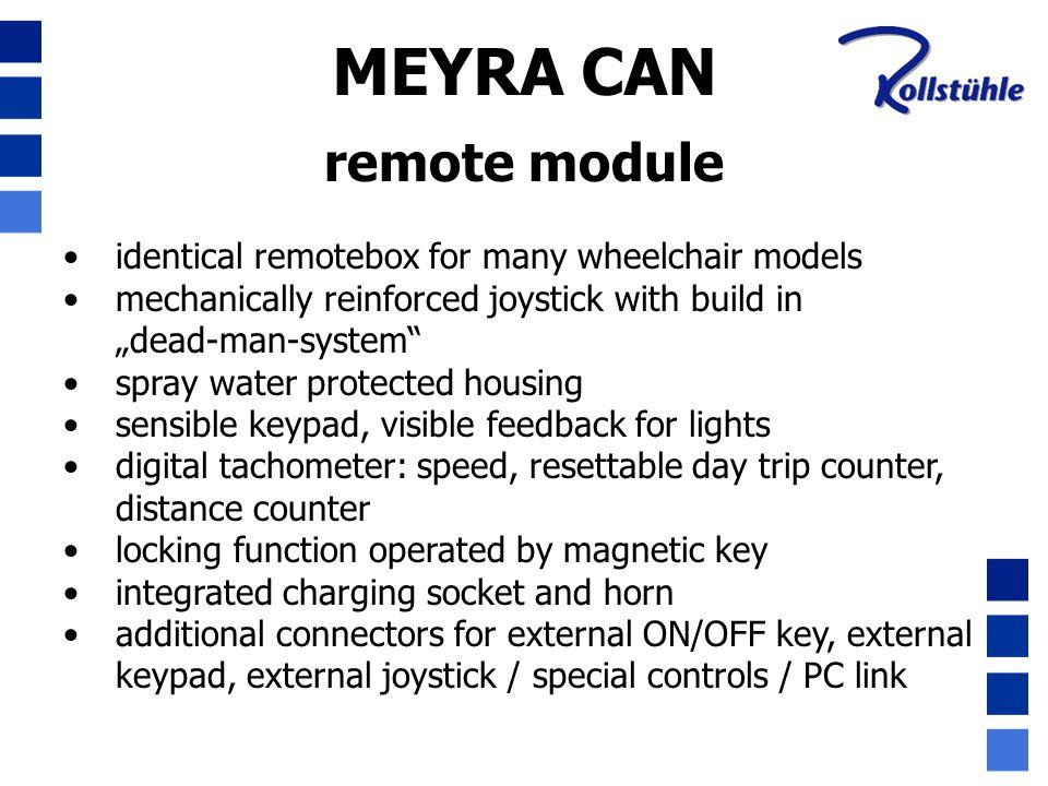 "safety: MEYRA's ""dead-man-system"