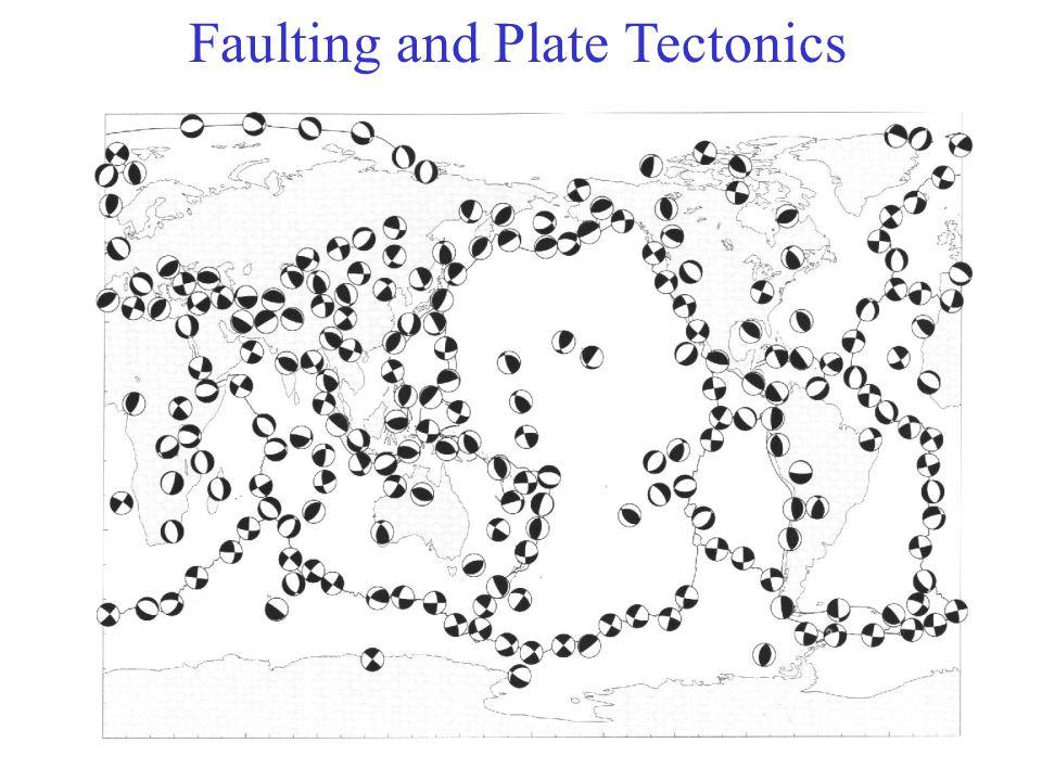 Faulting and Plate Tectonics