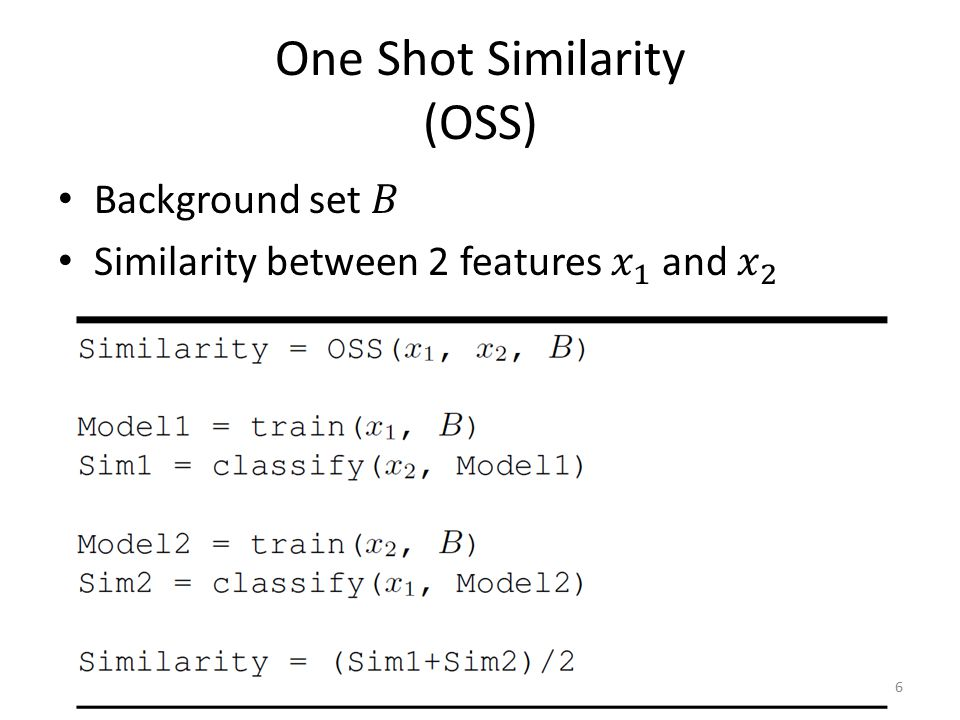 Cancel influence from pose +ve scoring poses need not be same person –ve scoring poses need not be different person SVM-minus Similarity same person Pan angle