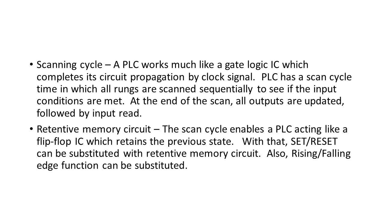 Timers and Counters Timers and Counters – Timers are driven by internal clock.