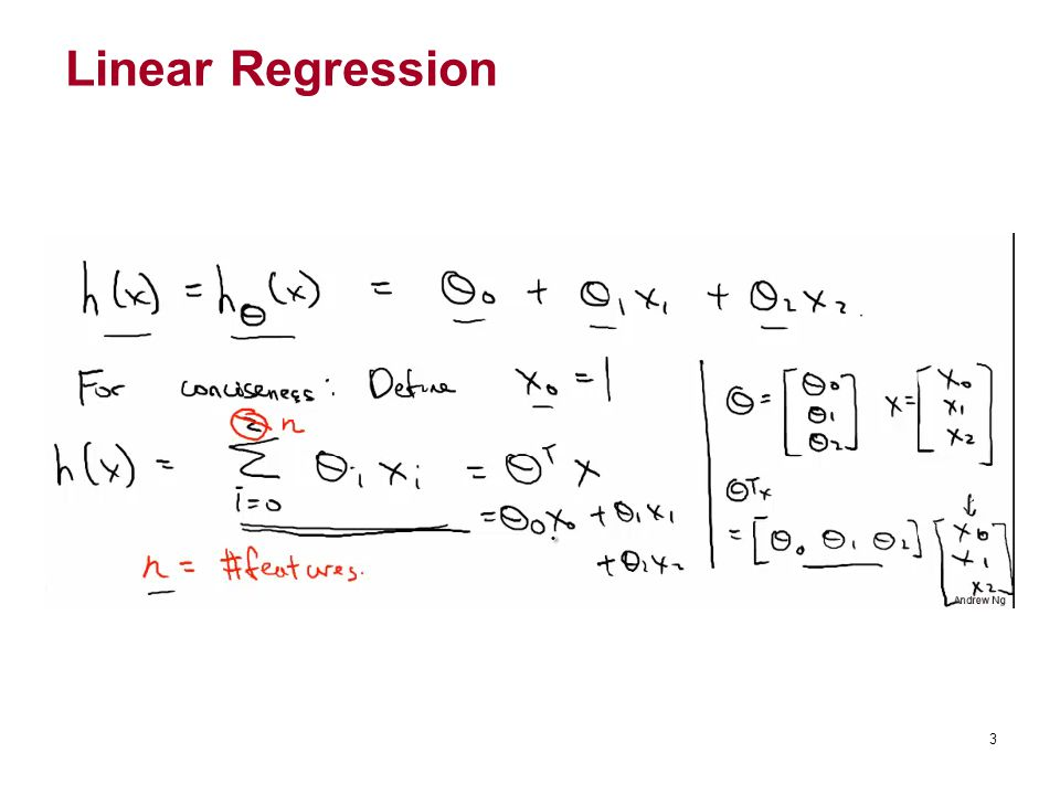 Linear Regression 3