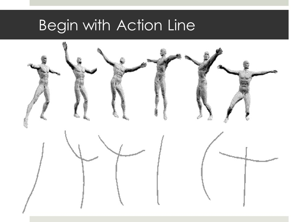 Begin with Action Line