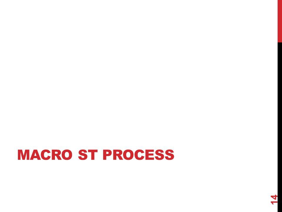 MACRO ST PROCESS 14