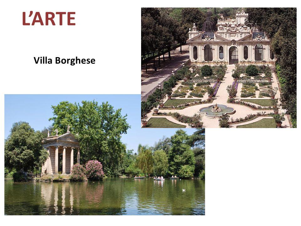 L'ARTE Villa Borghese