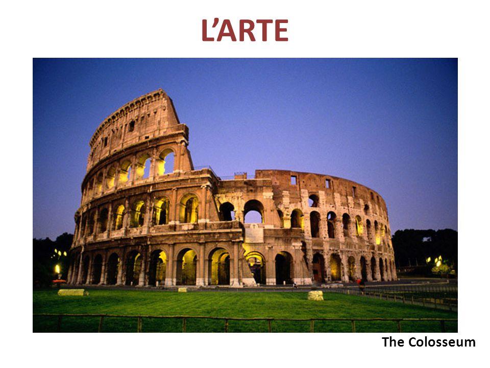 L'ARTE The Colosseum