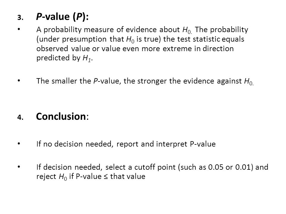 HYPOTHESIS TESTING The appropriate framework for the test is the notion of constrained-unconstrained estimation