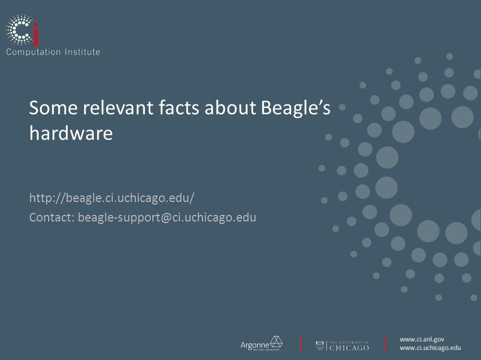 Some relevant facts about Beagle's hardware   Contact: