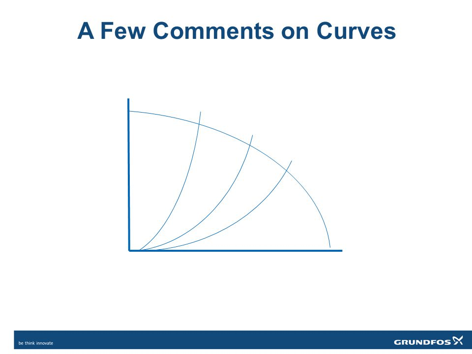 A Few Comments on Curves