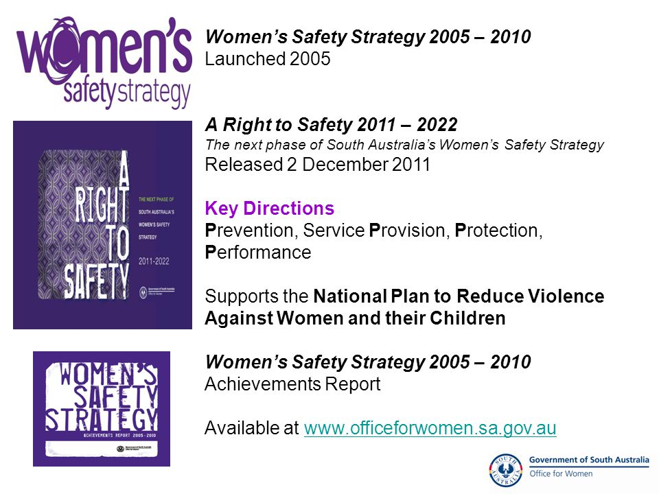 Leadership 2012 Violence against Women Collaborations Gender Equity