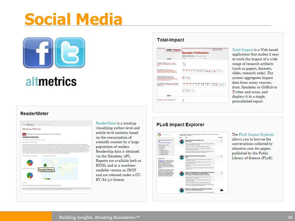 Social Media 39
