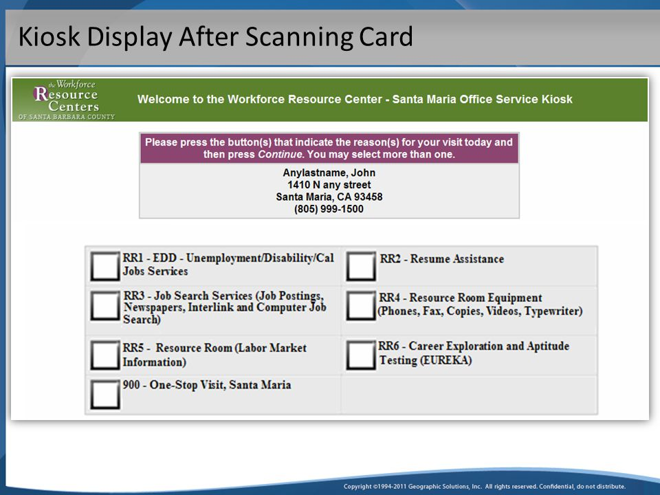 Graphic Display Online/Offline operation Internal and/or external readers: Fingerprint Barcode Magnetic Stripe RFID Comm.