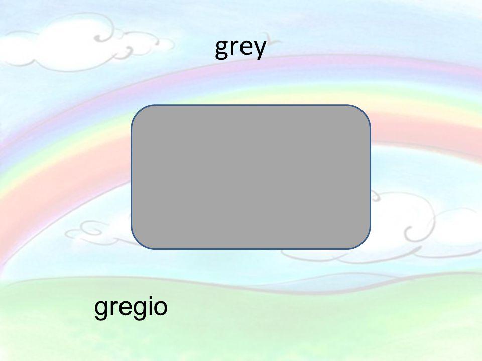 grey gregio