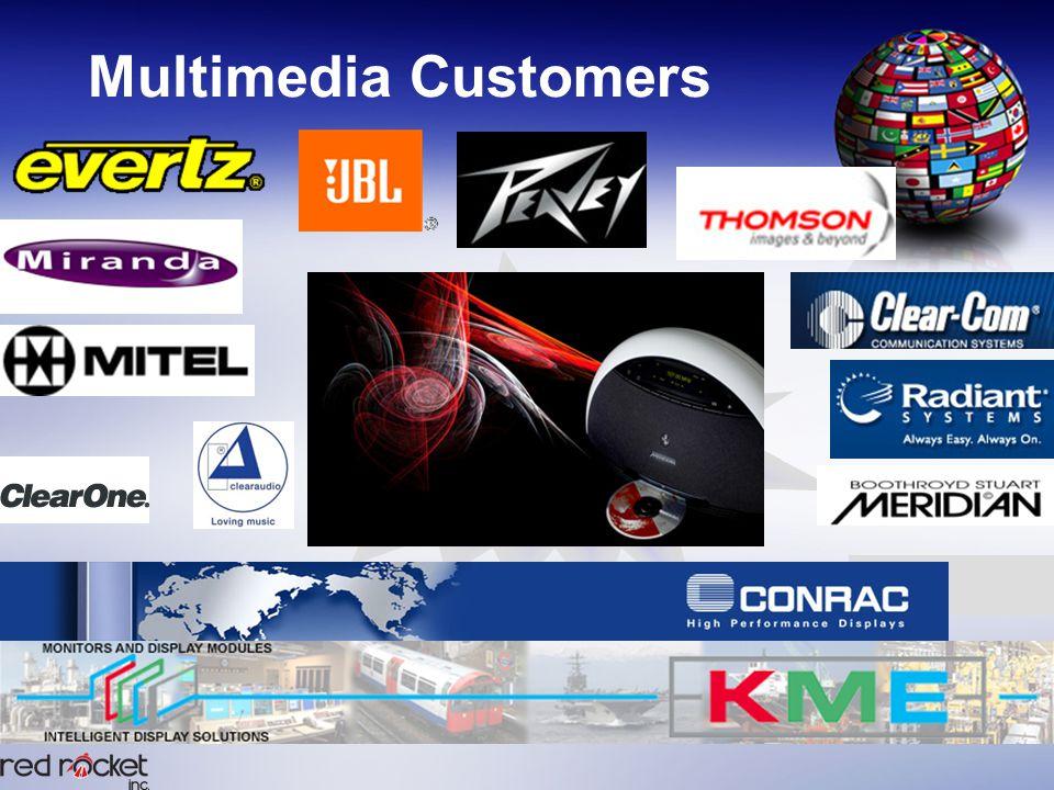 Multimedia Customers