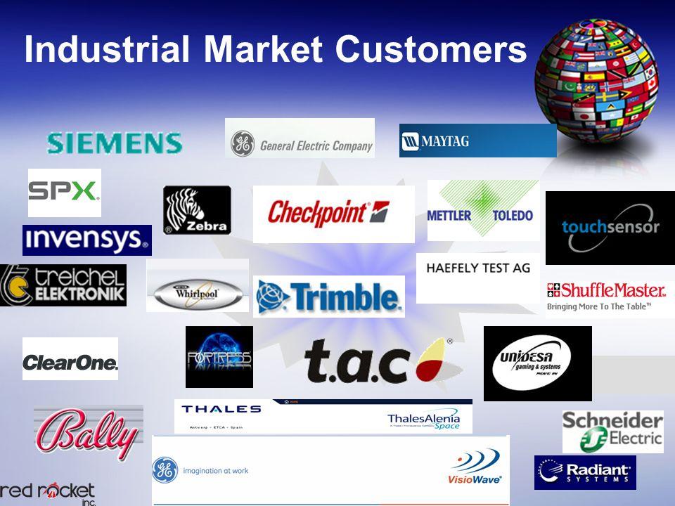 Industrial Market Customers