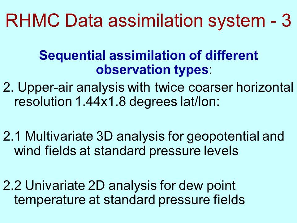 Tendencies correlation for 500 hPa geopotential vs radiosondes.