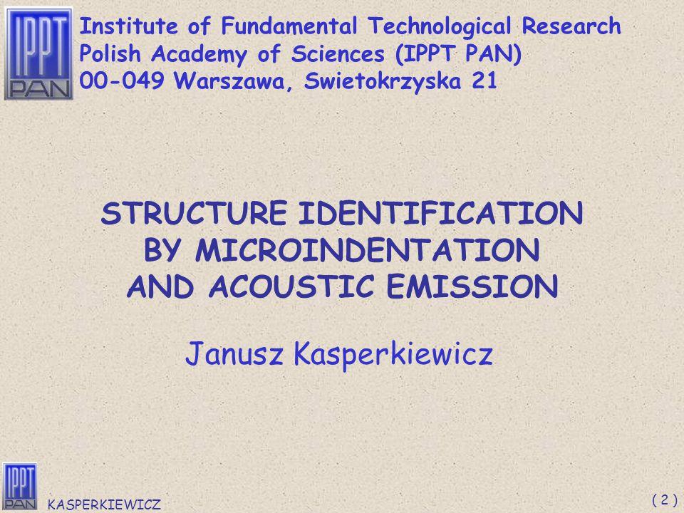 KASPERKIEWICZ ( 1 )