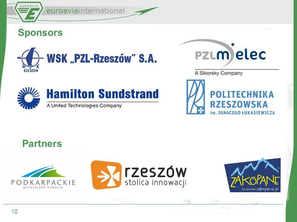 10 Sponsors Partners