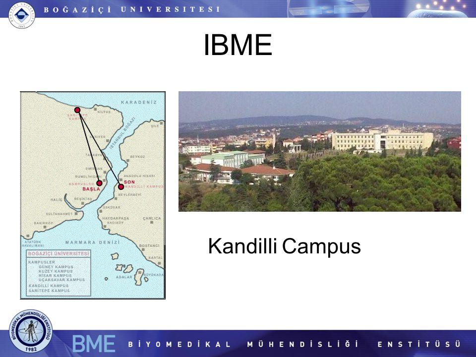 IBME Kandilli Campus
