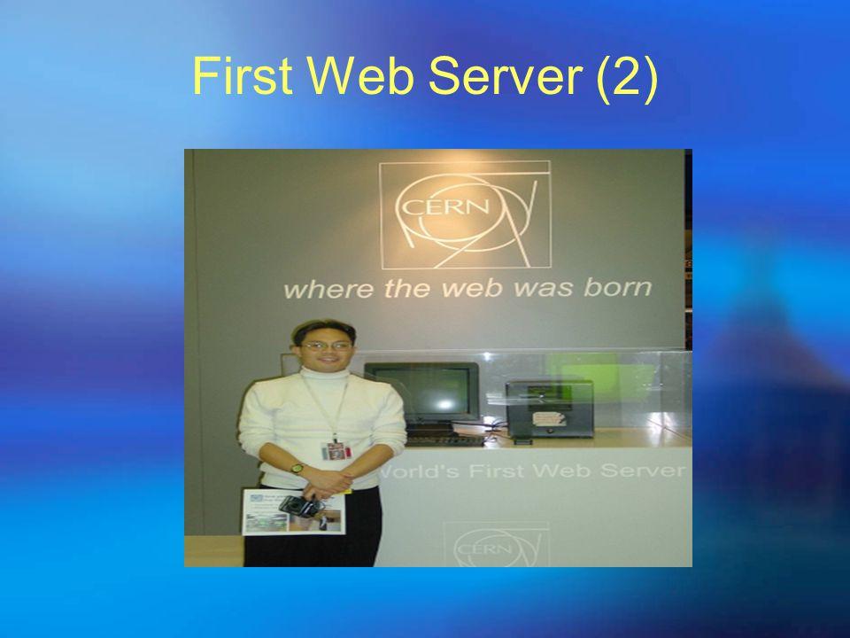 First Web Server (2)